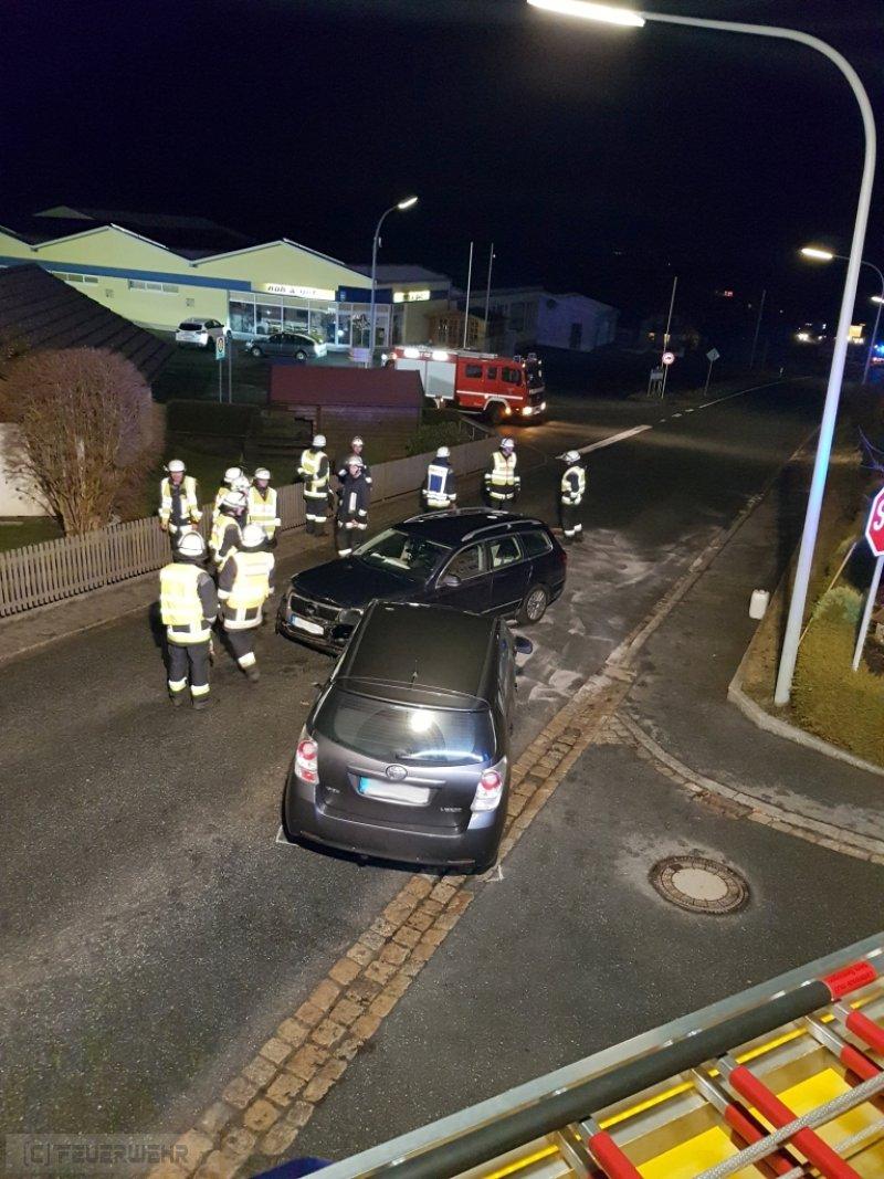 Technische Hilfeleistung vom 31.01.2020  |  (C) Feuerwehr Plößberg (2020)