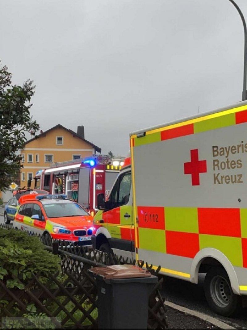 Technische Hilfeleistung vom 14.07.2021  |  (C) Feuerwehr Plößberg (2021)