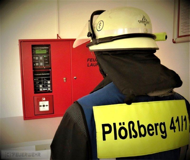 Brandmeldeanlage vom 01.06.2021     (C) Feuerwehr Plößberg (2021)