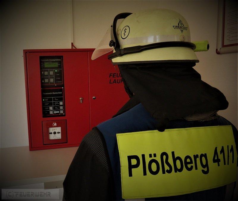 Brandmeldeanlage vom 06.05.2020  |  (C) Feuerwehr Plößberg (2020)