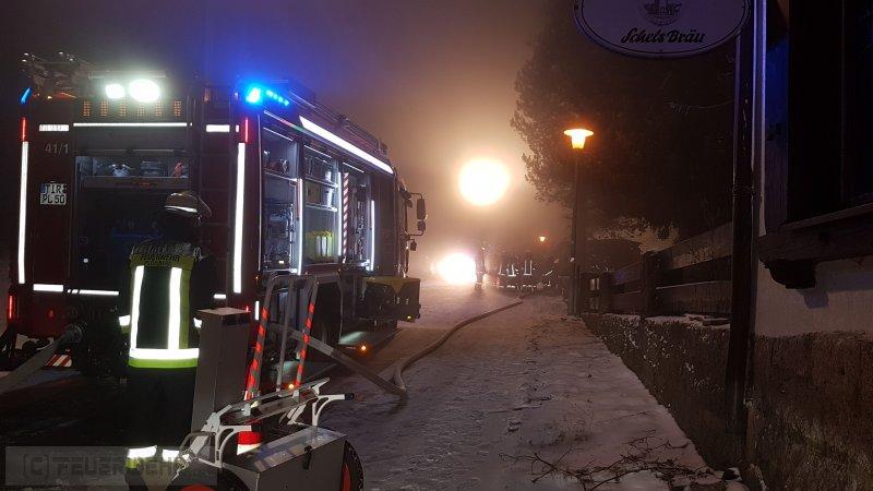 Brandeinsatz vom 22.03.2018  |  (C) Feuerwehr Plößberg (2018)